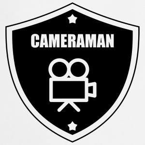 Cameraman / Camera / cameravrouw / video Kookschorten - Keukenschort