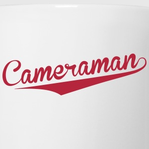 Cameraman / Camera / telecamera / video Tazze & Accessori - Tazza