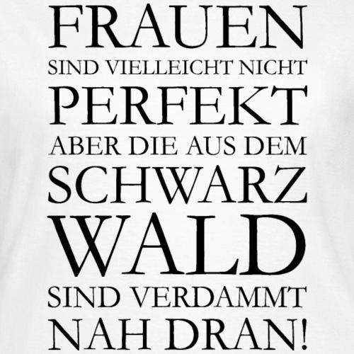 Die Frauen aus dem Schwarzwald (Schwarz)