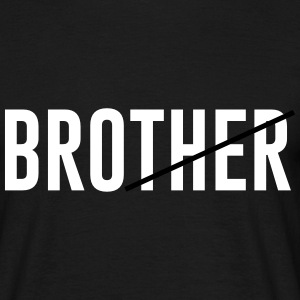 brother T-shirts - Herre-T-shirt