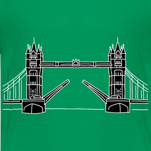 London Tower Bridge 2 Shirts - Teenage Premium T-Shirt