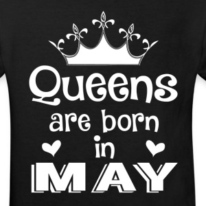 May - Queen - Birthday - 1 Shirts - Kids' Organic T-shirt