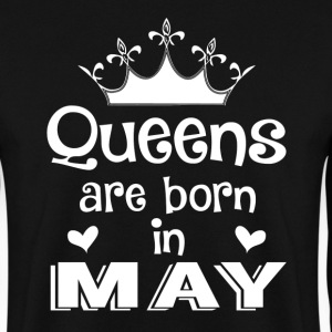 May - Queen - Birthday - 1 Pullover & Hoodies - Männer Pullover