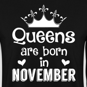 November - Queen - Birthday - 1 Hoodies & Sweatshirts - Men's Sweatshirt