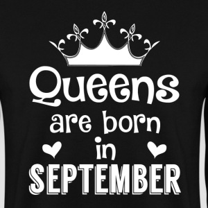 September - Queen - Birthday - 1 Hoodies & Sweatshirts - Men's Sweatshirt