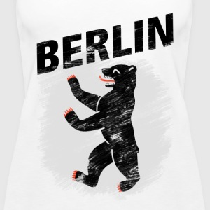 Berlin Tank Tops T-Shirts - Frauen Premium Tank Top