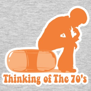 Thinking of the 70's - T-shirt Homme