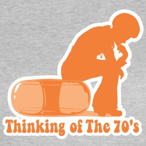 Thinking of the 70's - T-shirt Femme