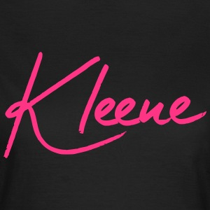 Kleene T-Shirts - Frauen T-Shirt