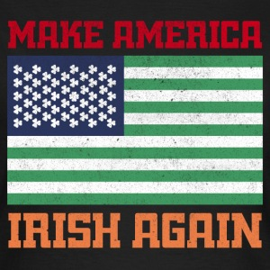 MAKE AMERICA IRISH AGAIN T-Shirts - Frauen T-Shirt