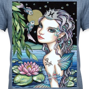 Pisces girl T-Shirts - Men's Vintage T-Shirt