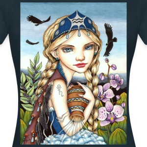 Aquarius Girl T-Shirts - Women's T-Shirt