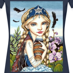 Aquarius Girl T-Shirts - Women's Premium T-Shirt