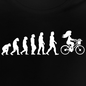 evolution E-bike1 Baby T-Shirts - Baby T-Shirt