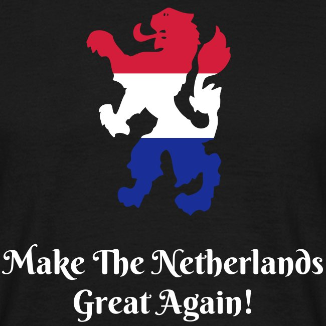 Make The Netherlands Great again!