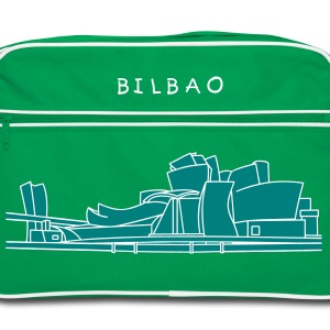 Guggenheim Museum of Bilbao 2 Bags & Backpacks - Retro Bag