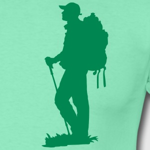 Hiking T-shirts - Mannen T-shirt