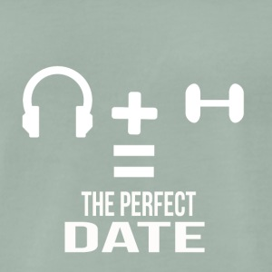 the perfect date - Männer Premium T-Shirt