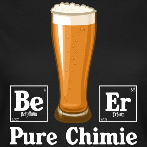 Pure chimie (fonce) T-Shirts - Frauen T-Shirt