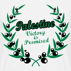 Palestine - Men's T-Shirt