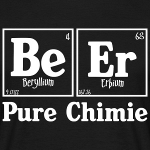 Pure chimie 2 (fonce) T-Shirts - Men's T-Shirt