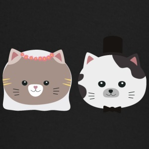 Cat wedding couple Sn557 Baby Long Sleeve Shirts - Baby Long Sleeve T-Shirt