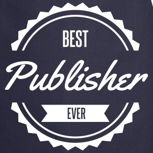 best publisher  Aprons - Cooking Apron