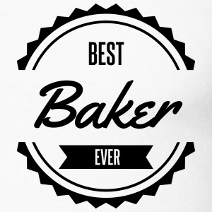 best baker Long sleeve shirts - Men's Long Sleeve Baseball T-Shirt