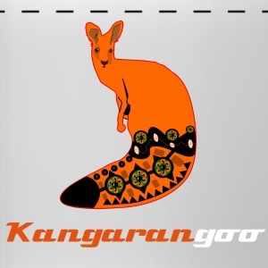 Kangarangoo Mugs & Drinkware - Panoramic Mug