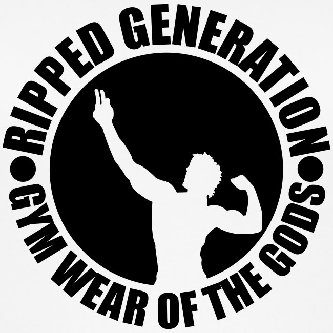 Naisten Orgaaninen Toppi Ripped Generation
