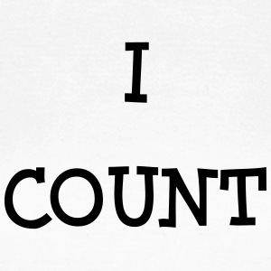 i count - Frauen T-Shirt