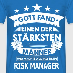risk_manager T-Shirts - Männer T-Shirt
