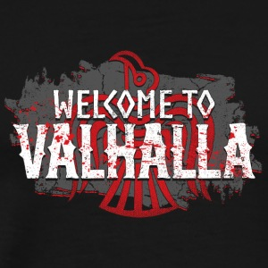Welcome To Valhalla - Männer Premium T-Shirt