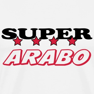 Super arabo T-Shirts - Men's Premium T-Shirt