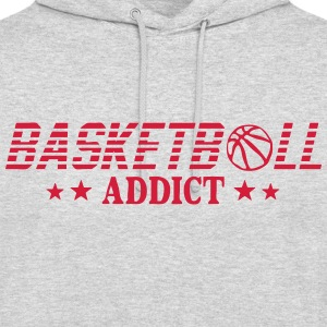 Basketball addict sport ball Hoodies & Sweatshirts - Unisex Hoodie