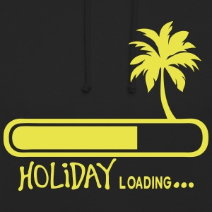 holiday_loading quote palm vacancy Hoodies & Sweatshirts - Unisex Hoodie