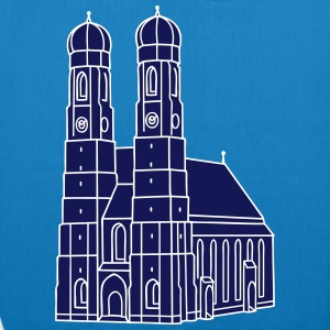 Munich Frauenkirche 2 Bags & Backpacks - EarthPositive Tote Bag