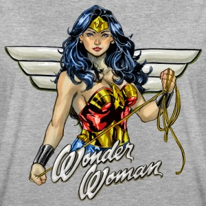 DC Comics Wonder Woman Golden Lasso Drawing - Oversize-T-shirt dam