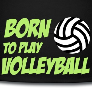 Born to play Volleyball Babymössa - Cappellino neonato