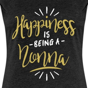 Happy Nonna Shirt - Women's Premium T-Shirt