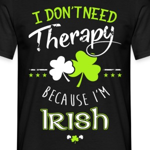 Therapy Irish T-Shirts - Männer T-Shirt