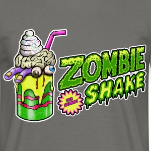 Zombie-Shake 100% Sustainable - Männer T-Shirt