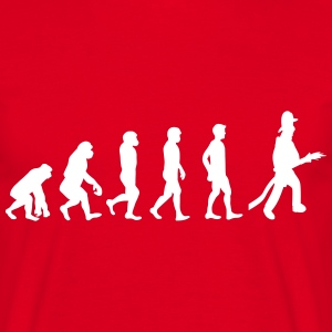 Brand evolution - T-shirt herr
