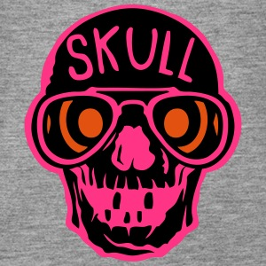 Skull Halloween fun 90 Tops - Women's Premium Tank Top