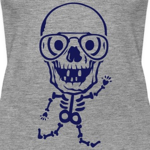 skull halloween fun 9 Tops - Women's Premium Tank Top