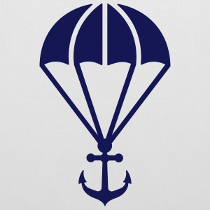 Parachute with anchor Bags & Backpacks - Tote Bag