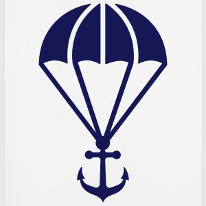Parachute with anchor Other - Mouse Pad (vertical)