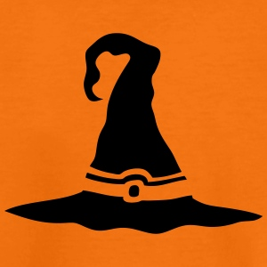 Halloween witch hat Shirts - Kids' Premium T-Shirt