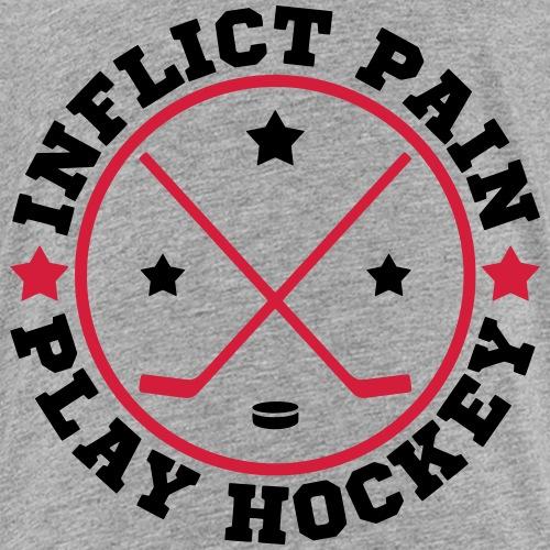 Inflict Pain Play Hockey