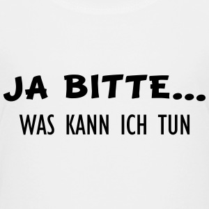 Ja Bitte tun T-Shirts - Teenager Premium T-Shirt